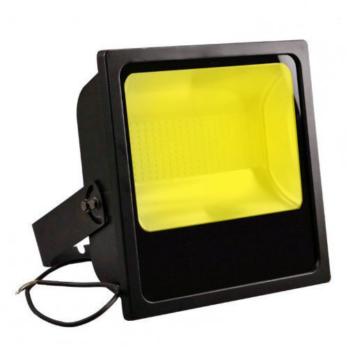 Projecteur led industriel jaune