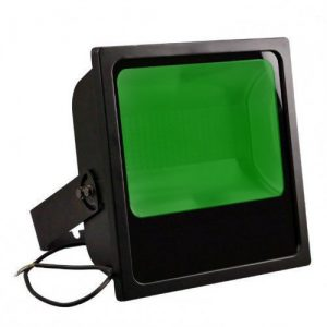 Projecteur led industriel Vert
